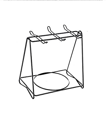 Wire Rack for Organizing 6saucers & 6cups & 6spoons/espresso Set Rack /Tea Set Display Stand/cabinet Stacker/kitchen Handling Case