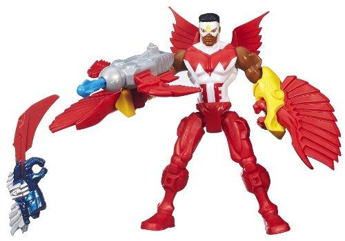 Marvel Avengers Super Hero Mashers Battle Upgrade Falcon