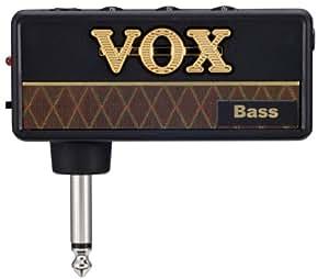 Vox APBS - Amplificador para auriculares para bajo, color negro