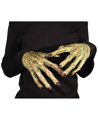 WMU Hands Monster (Mummy Hands)