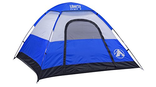 - GigaTent Dome 3-4 Person Camping Pop-Up Tent - Spacious, Lightweight, Heavy Duty - Weather and Flame Resistant Outdoor Hiking Gear - Fast, Easy Setup - 7'x7' Floor, 51