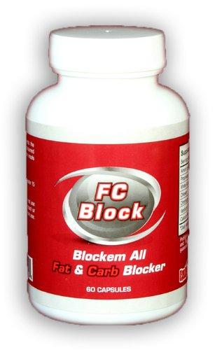 Pro Combat FC bloc (60 Capsules) Fat Puissant et Carb Blocker