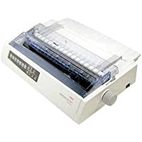 OKIDATA ML321 Turbo Printer 9-Pin 120V 50/60 Hz 240 dpi x 216 dpi 300 cps Parallel