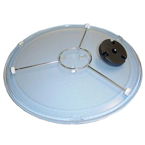 Bandeja horno microondas mwha211ax Ariston mwha211ax: Amazon ...