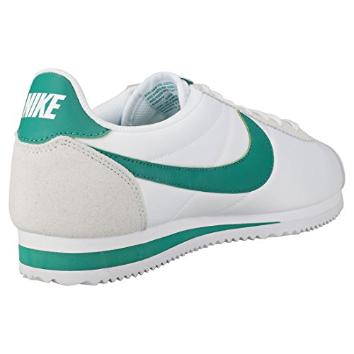 Vert blanc Cortez Nylon Classic Nike TqwZzz6x