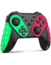 Wireless Pro Controller for Switch/ Lite, Upgraded for Nintendo Switch Controllers, w/ Turbo, Motion Control, Vibration for Switch Controller, for Nintendo Switch Controller / Switch Pro Controller