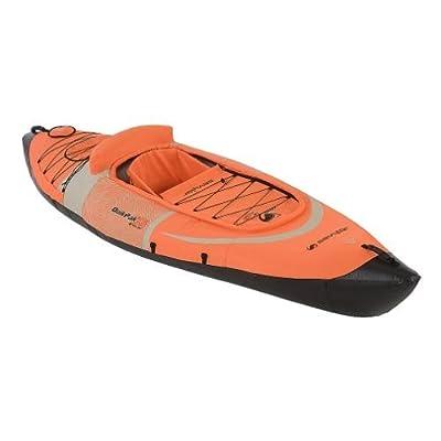 2000001075 Coleman Inflatable QuikPak K5 Kayak by D&H Distributing Co.