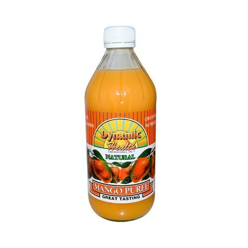 Dynamic Health Mango Puree - Dynamic Health Mango Puree -- 16 fl oz by Dynamic Health