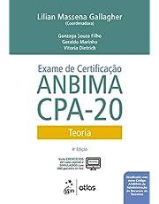 Exame de Certificação ANBIMA CPA-20 - Teoria