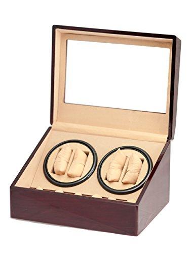 4-6-red-wood-quad-watch-winder-automatic-rotation-storage-display-jewelry-box-case-organizers