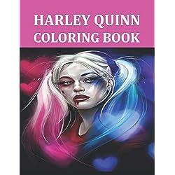 41u7gth9lhL._AC_UL250_SR250,250_ Harley Quinn Coloring Books
