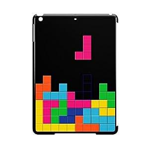 Tetris Retro Gaming iPad Air Clip On Case by ruishername