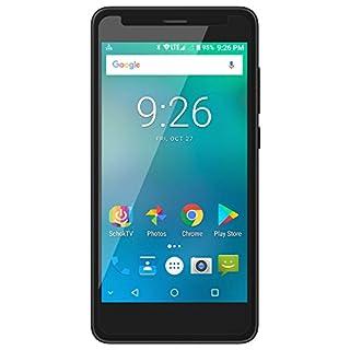"Schok Freedom Turbo 16GB 5"" Display GSM Unlocked 4G LTE Smartphone w/ 13MP + 8MP Cameras (Interchangeable Colors)"