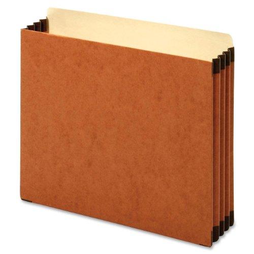 (Globe Weis Heavy-duty Letter File Cabinet Pockets (FC1524E))