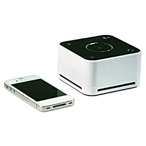 Spracht Conference Mate Portable NFC Enabled Bluetooth Speakerphone, White