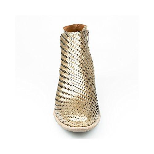 Design Topo nbsp;koraly nbsp;– Marrón oro Minka wxHZx
