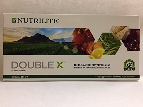 Nutrilite Double Quality Supplements Phytonutrient product image