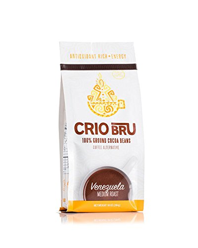 Caramelized Finish (Crio Bru (Venezuela Medium Roast - Maracaibo,)