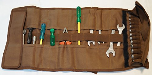 Motorcycle Tool Roll - 4