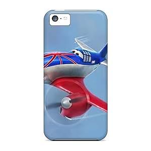 VIVIENRowland Iphone 5c Protector Hard Phone Case Allow Personal Design Realistic Big Hero 6 Series [LRP7074UTPo]