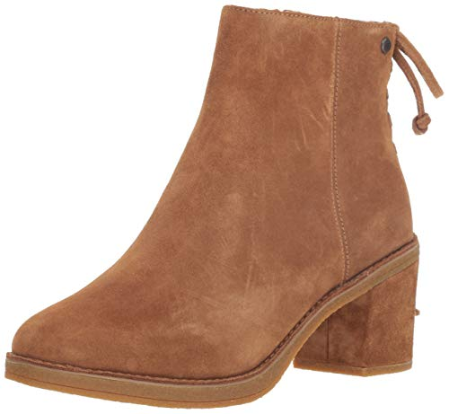 UGG Women's W Corinne Boot Fashion, Chestnut, 8 M US ()