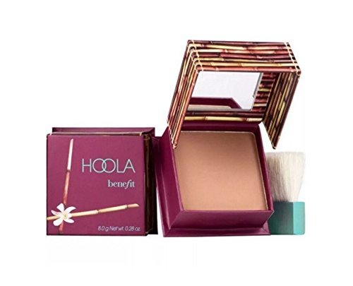 BENEFIT HOOLA Bronzing Bronzer Powder Full Size 8.0g, 0.28 oz., NEW **CCJ**