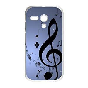 Musical Note Motorola G Cell Phone Case White Uoenc