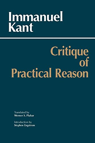 Critique of Practical Reason (Hackett Classics)