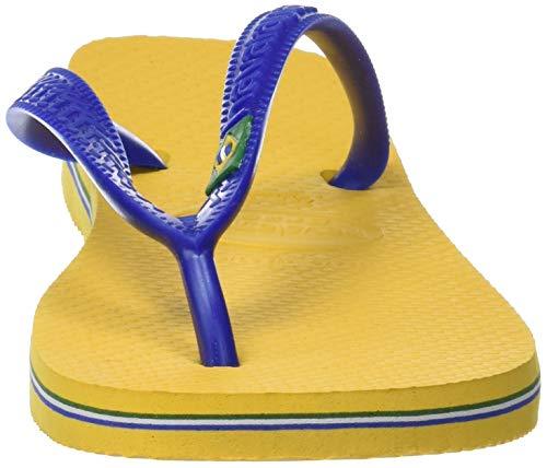 Unisex Gelb Havaianas Yellow banana Zehensandale Brasil d8YRgYqzn