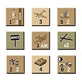 DG: Long Range Desert Group, Special Operations Against Rommel 1941-1942, Board Game