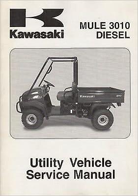 20032007 Kawasaki ATV Mule 3010 Diesel Service Manual 99924130605. 20032007 Kawasaki ATV Mule 3010 Diesel Service Manual 99924130605 686 Amazon Books. Kawasaki. 2007 3010 Kawasaki Mule Parts Diagram At Scoala.co