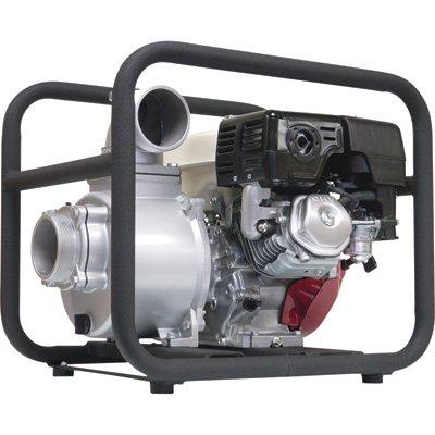 NorthStar Semi-Trash Pump - 4in. Ports, 23,040 GPH, 3/4in. Solids Capacity, 270cc Honda GX270 Engine