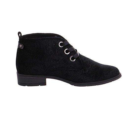 Marco Tozzi Stiefel BLACK VEL. STR055