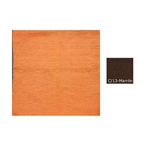 Duffi Home Funda cojín, Marrón, 45 x 45 cm: Amazon.es: Hogar