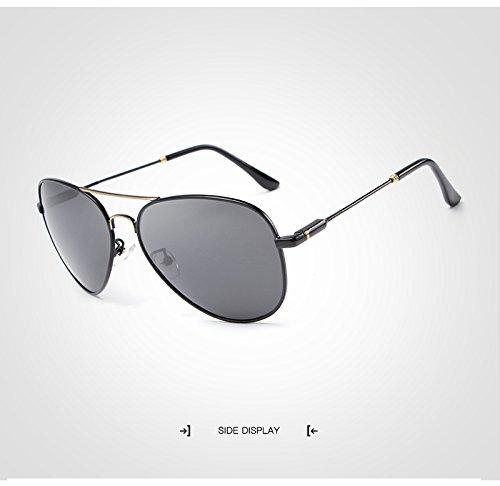 Polarized Oro Retro de Men de Sol Aviation Sol Hombres Gafas Luxury Golden diseñador Marca para MXNET Gafas de Sunglass para Gafas de conducción Hombre HdYIqSYw