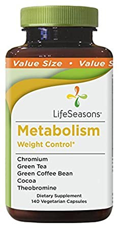Amazon.com: lifeseasons metabolismo Control de Peso – La ...