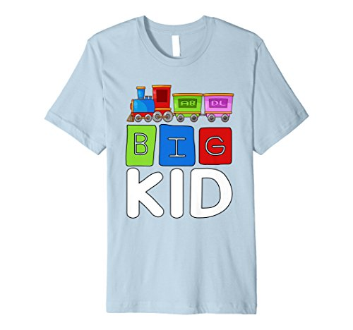 Big Kid ABDL T-Shirt Crinkle Cotton Big Shirt
