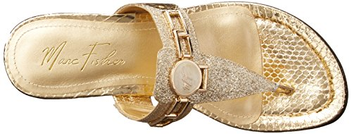 Gold Women's 2 Mid Flip Fisher Amina Glitter Marc Flop xPHOR7qngw