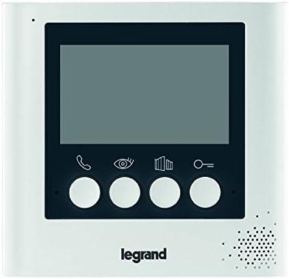 Legrand 369115 Poste int/érieure 2 fils 4,3
