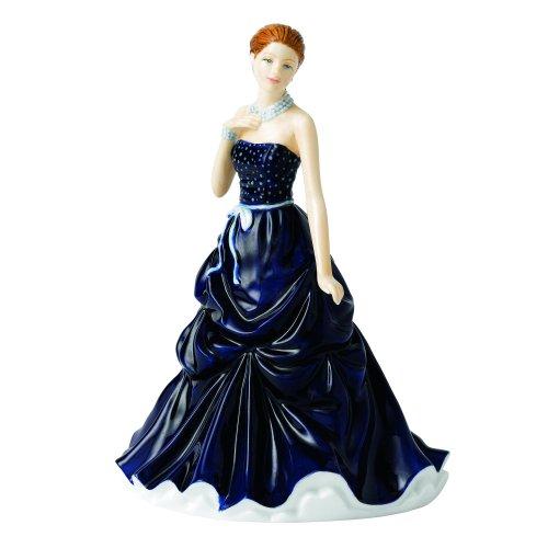(Royal Doulton Petite Traditional Kim Figurine, 6.7