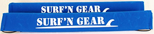 Surf'n Gear 24'' Fade Proof Regular Roof Rack Pads - Blue by Surf'n Gear