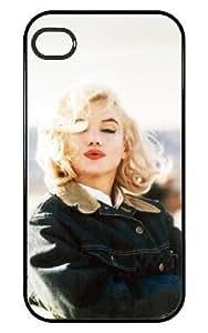 Marilyn Monroe Iphone 4 Case Kimberly Kurzendoerfer