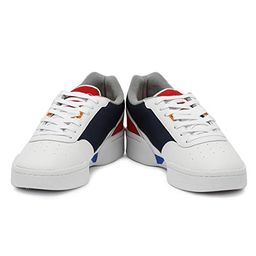 Piacentino navy Bianco Donna nvy white Ellesse Whte Sneaker dqwXgdxC