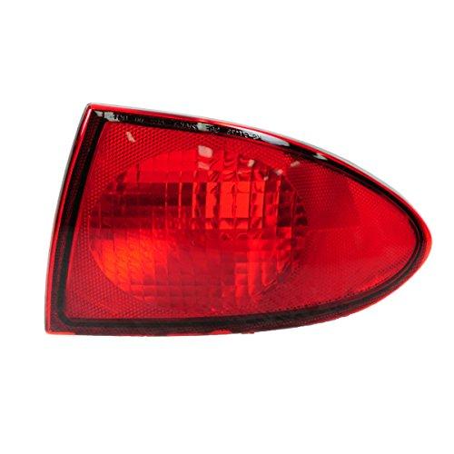 Rear Brake Light Taillight Lamp RH Right Passenger Side for 00-02 Chevy Cavalier