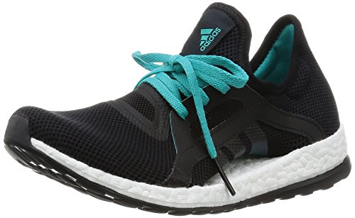 Escandaloso Lluvioso Naturaleza  Adidas Pure Boost X Women's Running Shoes - SS16 - 7 - Black- Buy Online in  Montenegro at montenegro.desertcart.com. ProductId : 25691957.