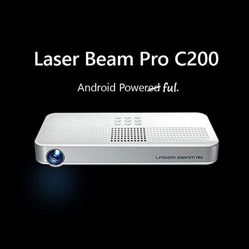 Laser Beam Pro C200, FDA Assessed Class 1 Laser Projector, Focus Free  20-150