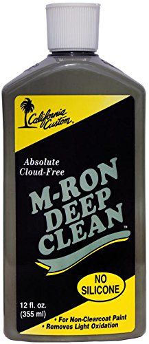 California Custom M-Ron Deep Clean 12 oz