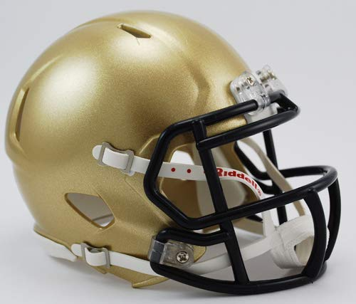 NCAA Navy Midshipmen Speed Mini - Navy Helmet Mini