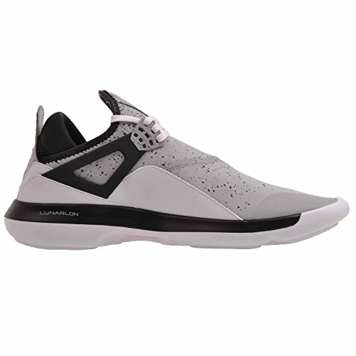 Jordan Mens Fly 89 Fashion Sneakers Lupo Grigio / Lupo Grigio-nero