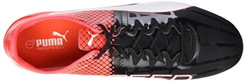 Homme red 5 Evospeed puma Football Chaussures puma Black Noir Puma De White Blast Compétition Fg Tricks 03 1 RZxEqz